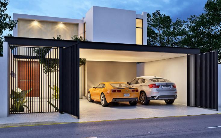 Foto de casa en venta en  , montebello, mérida, yucatán, 1640684 No. 01