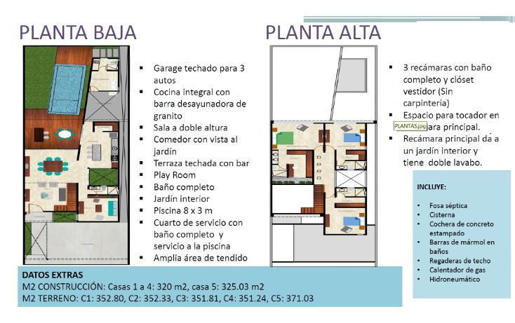 Foto de casa en venta en  , montebello, mérida, yucatán, 1640684 No. 06