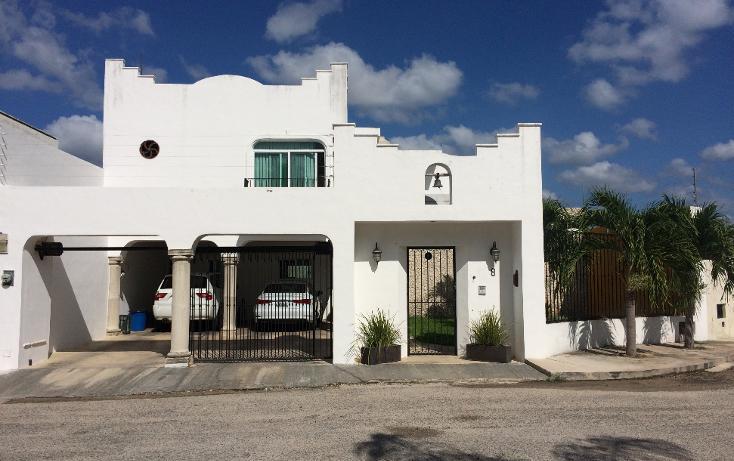Foto de casa en renta en  , montebello, mérida, yucatán, 1663490 No. 01