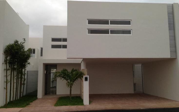 Foto de casa en venta en  , montebello, m?rida, yucat?n, 1664310 No. 01