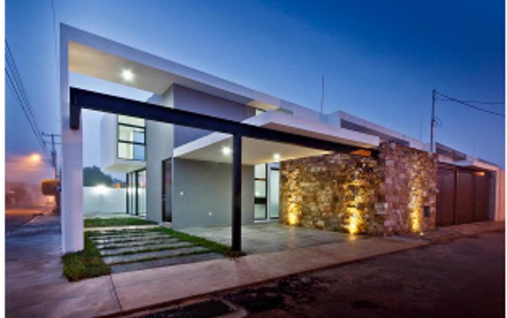 Foto de casa en venta en  , montebello, mérida, yucatán, 1666240 No. 01