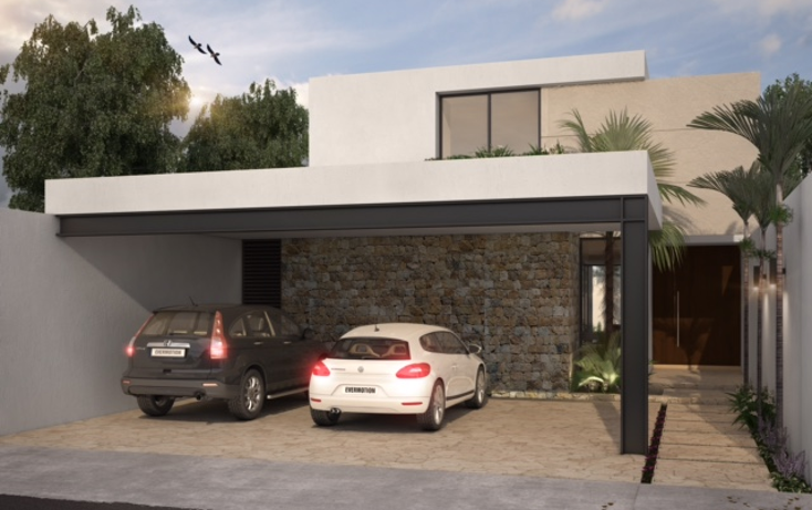 Foto de casa en venta en  , montebello, m?rida, yucat?n, 1673358 No. 01