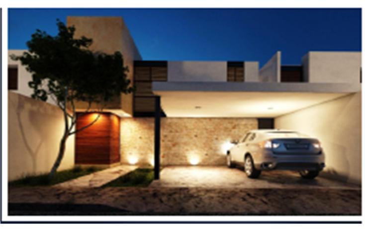Foto de casa en venta en  , montebello, mérida, yucatán, 1676500 No. 01