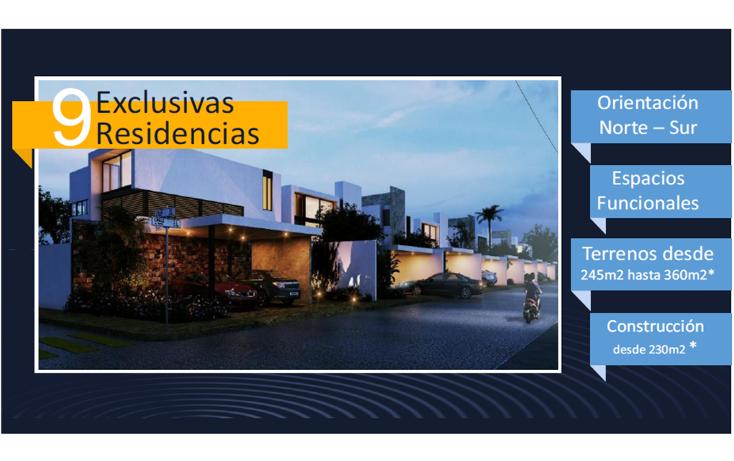 Foto de casa en venta en  , montebello, mérida, yucatán, 1676500 No. 03