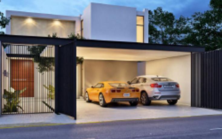 Foto de casa en venta en  , montebello, mérida, yucatán, 1677230 No. 01