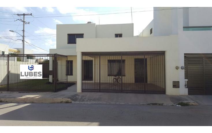 Foto de casa en renta en  , montebello, mérida, yucatán, 1677472 No. 01