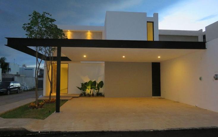 Foto de casa en venta en  , montebello, mérida, yucatán, 1684202 No. 01