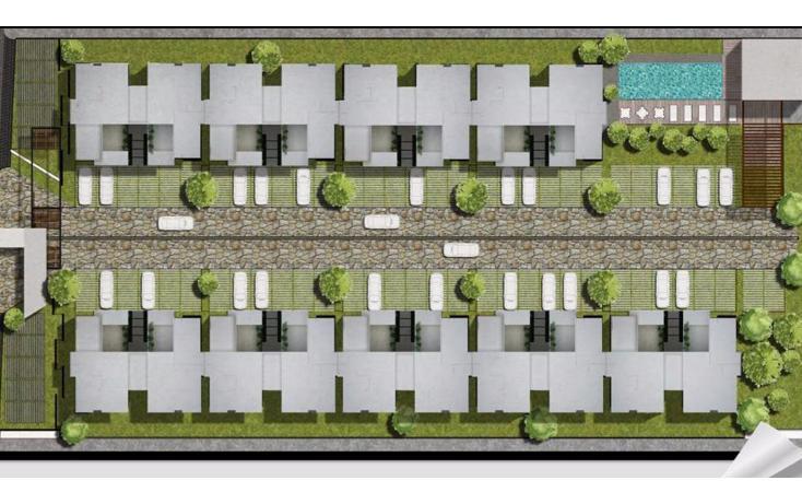 Foto de departamento en venta en  , montebello, mérida, yucatán, 1691706 No. 07