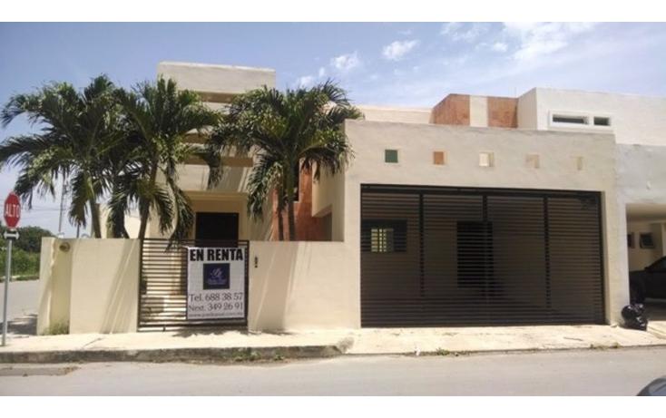 Foto de casa en renta en  , montebello, mérida, yucatán, 1692516 No. 01