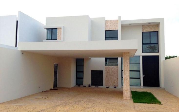 Foto de casa en venta en  , montebello, mérida, yucatán, 1693760 No. 01