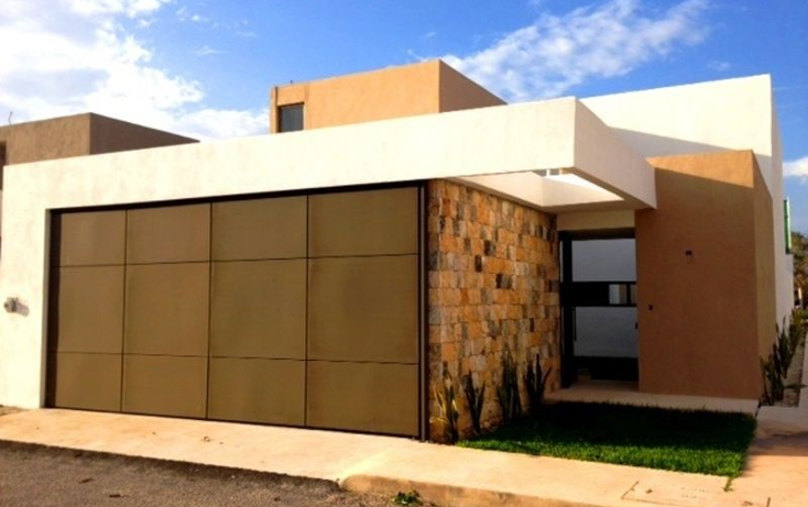 Foto de casa en venta en  , montebello, mérida, yucatán, 1694022 No. 01