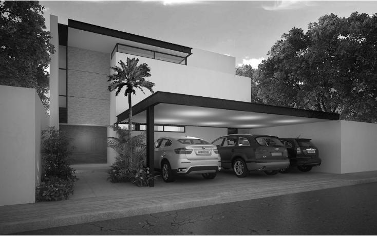 Foto de casa en venta en  , montebello, mérida, yucatán, 1696466 No. 01