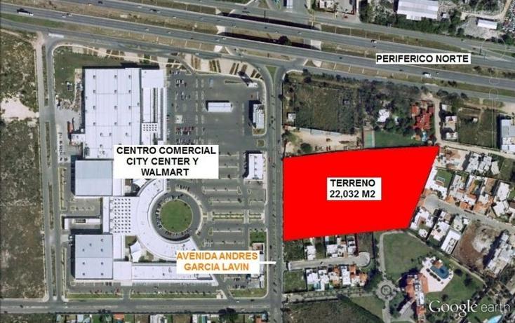 Foto de terreno comercial en venta en  , montebello, mérida, yucatán, 1696830 No. 01