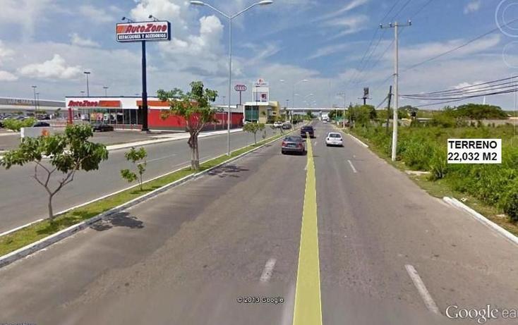 Foto de terreno comercial en venta en  , montebello, mérida, yucatán, 1696830 No. 03