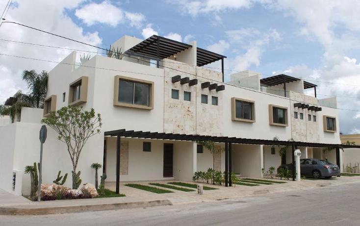 Foto de departamento en venta en, montebello, mérida, yucatán, 1697978 no 01