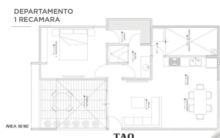 Foto de departamento en venta en  , montebello, mérida, yucatán, 1698130 No. 04