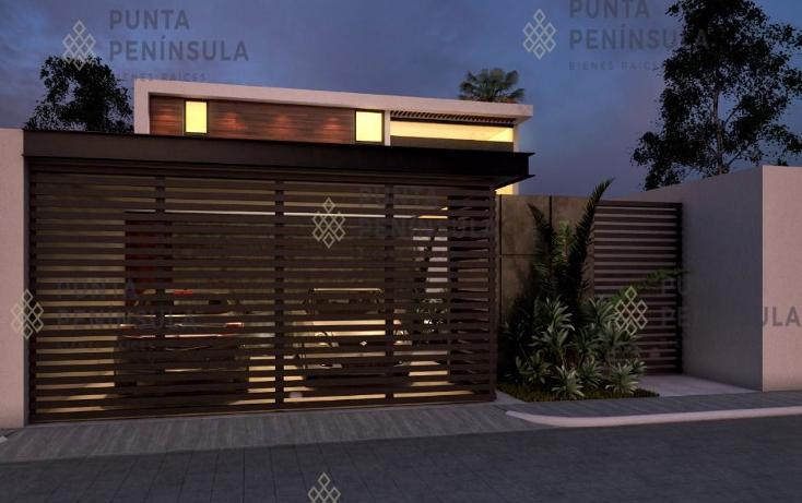 Foto de casa en venta en  , montebello, mérida, yucatán, 1700032 No. 02
