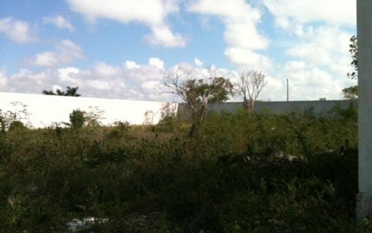 Foto de terreno habitacional en venta en  , montebello, mérida, yucatán, 1701058 No. 02