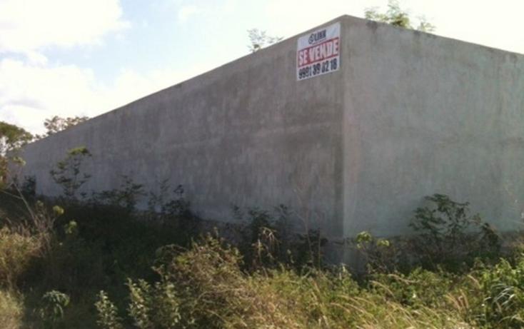 Foto de terreno habitacional en venta en  , montebello, mérida, yucatán, 1701058 No. 03