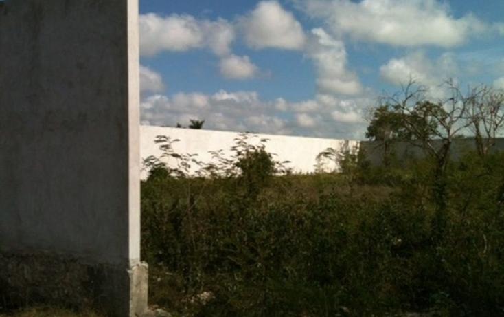 Foto de terreno habitacional en venta en  , montebello, mérida, yucatán, 1701058 No. 04