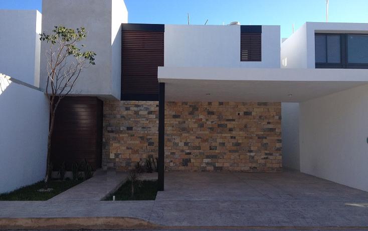 Foto de casa en venta en  , montebello, mérida, yucatán, 1717218 No. 01
