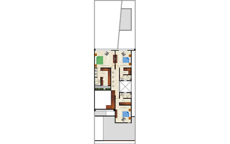 Foto de casa en venta en  , montebello, mérida, yucatán, 1733082 No. 08