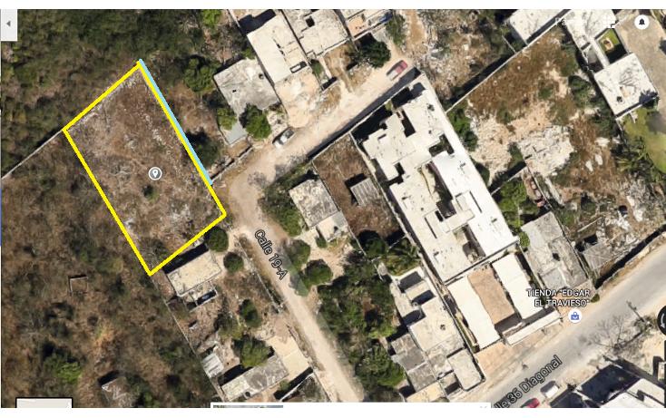 Foto de terreno habitacional en venta en  , montebello, mérida, yucatán, 1750340 No. 01