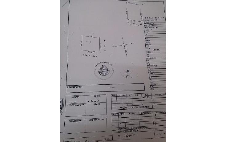 Foto de terreno habitacional en venta en  , montebello, mérida, yucatán, 1750340 No. 03