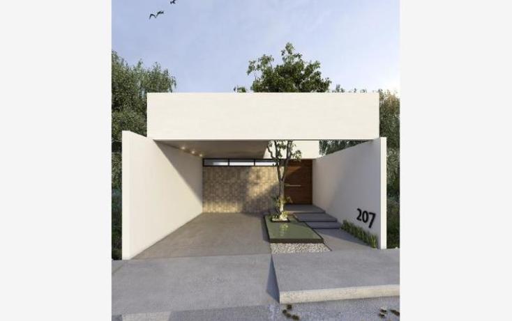 Foto de casa en venta en  , montebello, mérida, yucatán, 1755078 No. 01