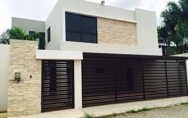 Foto de casa en venta en  , montebello, mérida, yucatán, 1756924 No. 01