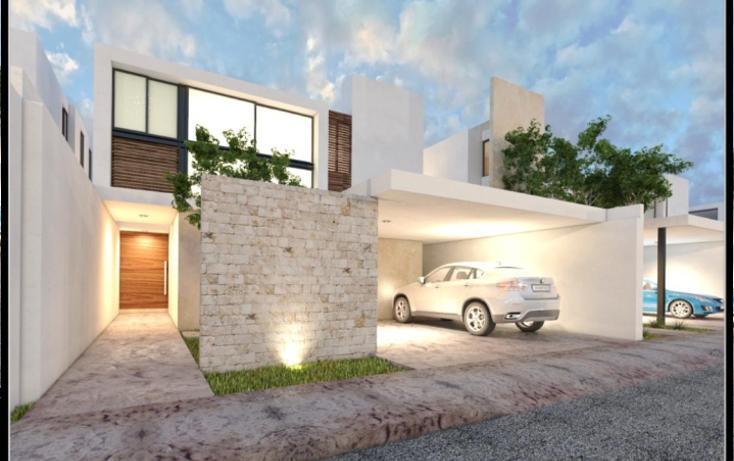 Foto de casa en venta en  , montebello, mérida, yucatán, 1767648 No. 01