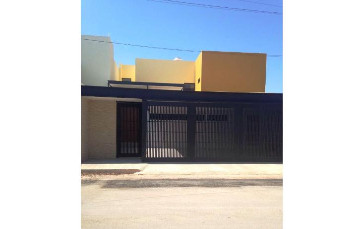 Foto de casa en venta en  , montebello, mérida, yucatán, 1772632 No. 01