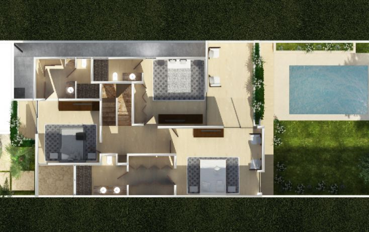 Foto de casa en venta en, montebello, mérida, yucatán, 1780518 no 02