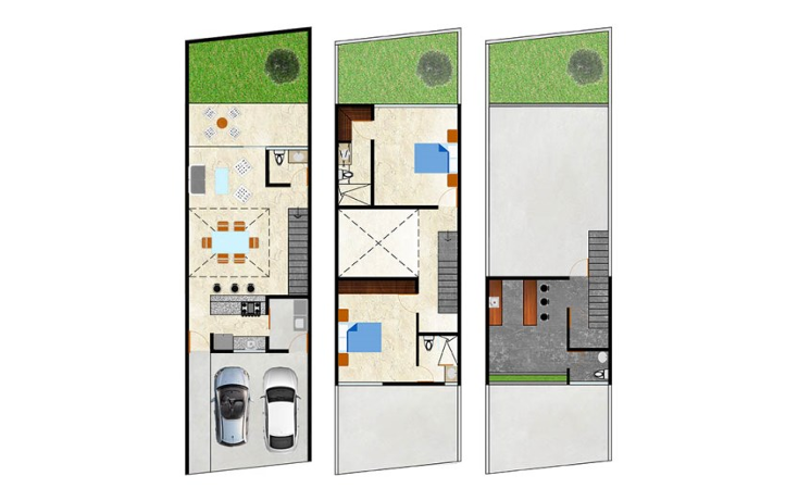 Foto de casa en venta en  , montebello, mérida, yucatán, 1807694 No. 05