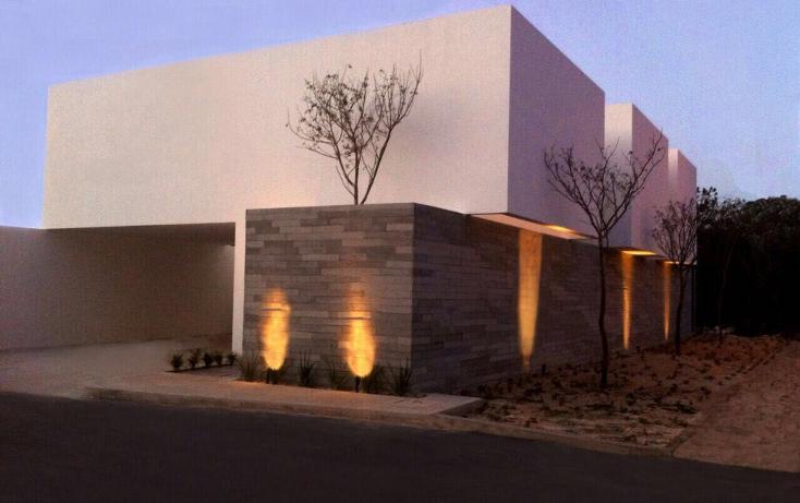 Foto de casa en venta en  , montebello, mérida, yucatán, 1815372 No. 01