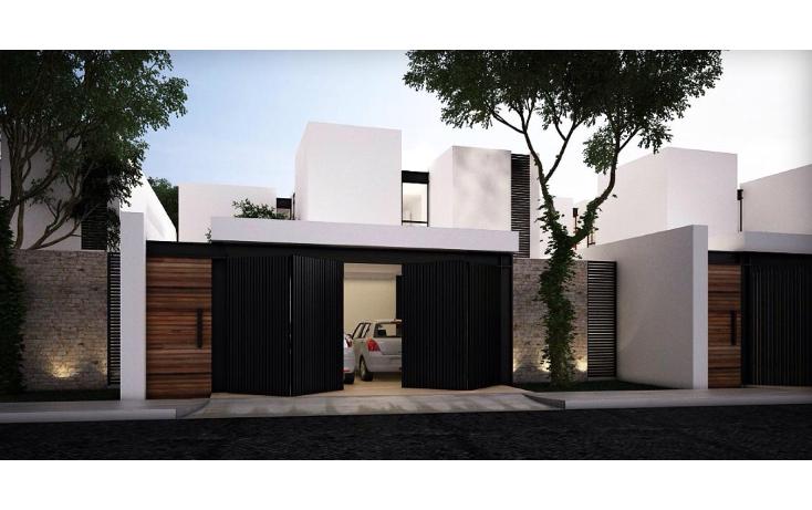 Foto de casa en venta en  , montebello, mérida, yucatán, 1815466 No. 01