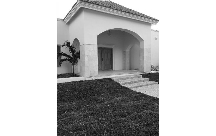 Foto de casa en renta en  , montebello, mérida, yucatán, 1816444 No. 01