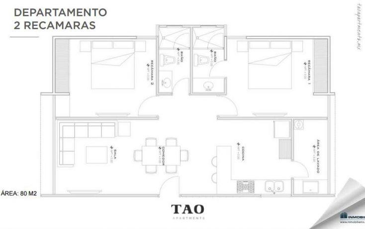 Foto de departamento en venta en, montebello, mérida, yucatán, 1818812 no 06