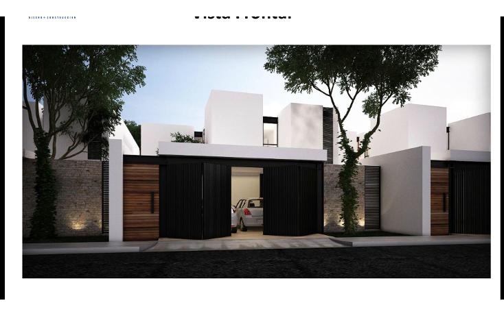 Foto de casa en venta en, montebello, mérida, yucatán, 1823836 no 01