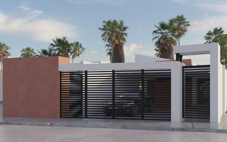 Foto de casa en venta en  , montebello, mérida, yucatán, 1828528 No. 01