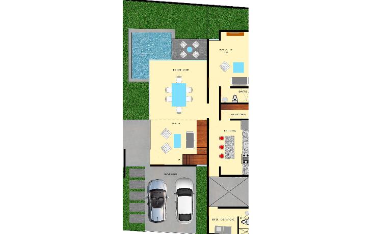 Foto de casa en venta en, montebello, mérida, yucatán, 1865994 no 08