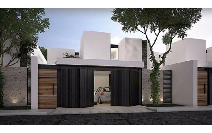 Foto de casa en venta en  , montebello, mérida, yucatán, 1921704 No. 01