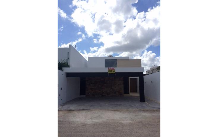 Foto de casa en venta en  , montebello, mérida, yucatán, 1929588 No. 01