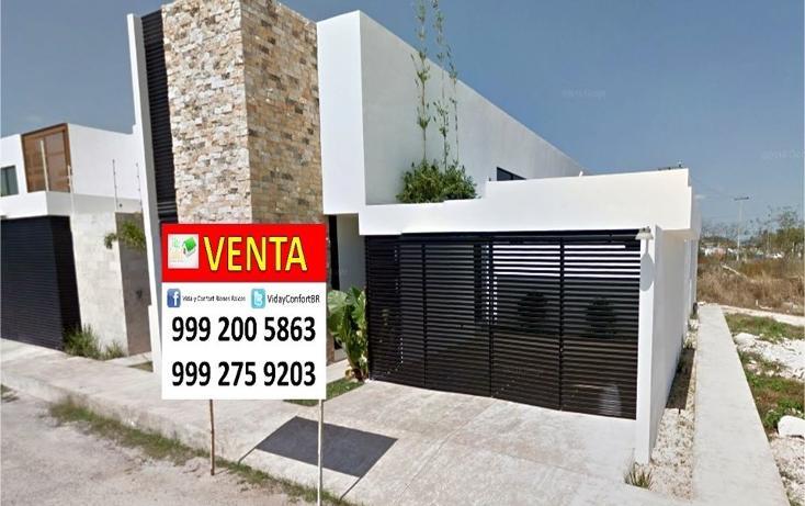 Foto de casa en venta en  , montebello, mérida, yucatán, 1941757 No. 01