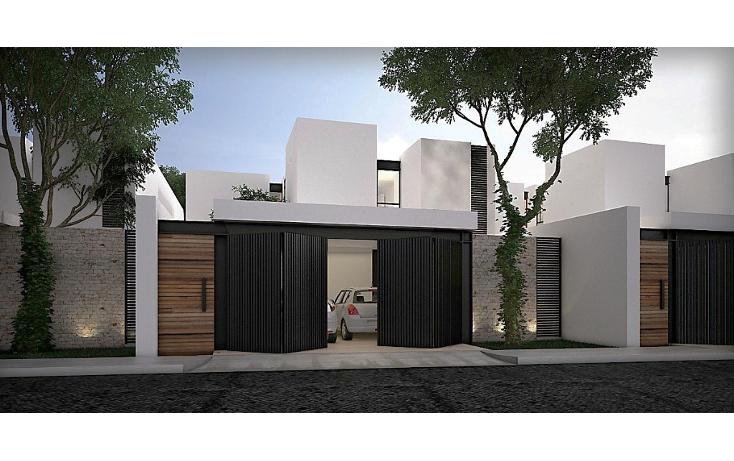 Foto de casa en venta en  , montebello, mérida, yucatán, 1943998 No. 01