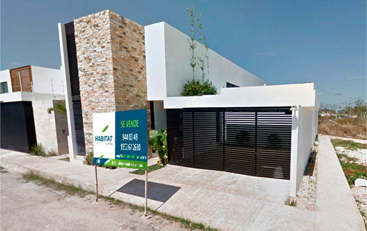 Foto de casa en venta en  , montebello, mérida, yucatán, 1950890 No. 01