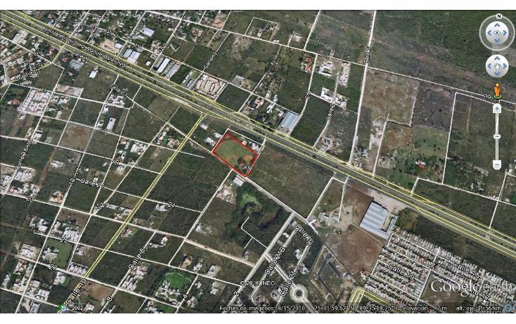 Foto de terreno habitacional en venta en  , montebello, mérida, yucatán, 1955489 No. 03
