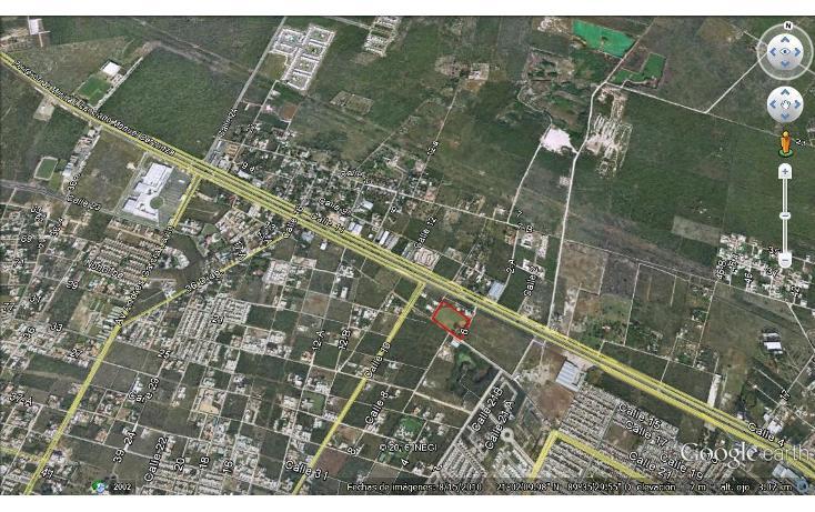 Foto de terreno habitacional en venta en  , montebello, mérida, yucatán, 1955489 No. 04