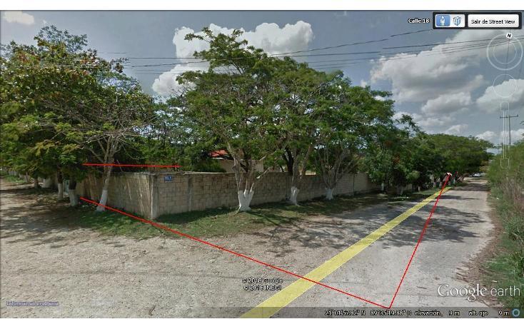 Foto de terreno habitacional en venta en  , montebello, mérida, yucatán, 1955489 No. 05