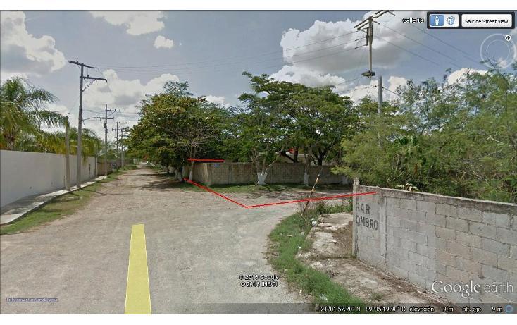Foto de terreno habitacional en venta en  , montebello, mérida, yucatán, 1955489 No. 06